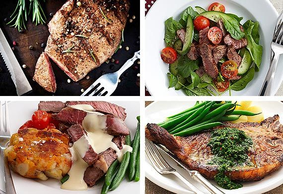 Man does not live by steak alone so here are our favourite ways to serve up your perfect steak to go with however you like it.
