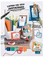 Der neue Katalog ist da !!!!  Ja das ist er - der neue Katalog. 209 Seiten voller Ideen und schöner Produkte - mit neuen Farben Verpackungen und ready-to-go-Projekten.   Selbst wenn die Bastlerin von Welt sich festvorgenommen haben sollte kein Geld auszugeben: der Katalog ist einfach nur schön um sich die Ideen von Projektkünstlerinnen anzusehen. Bei mir bekommt ihr dieses Werk der Freude in Deutsch oder in Englisch für jeweils 5 EUR. Das wird Euch selbstverständlich auf eine Bestellung…