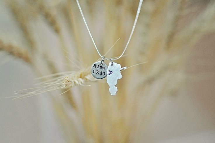 {L.O.V.E.}  LDS Missionary necklace.  Will order and wear for two years!  Great gift idea - love all of her offerings!  :-)