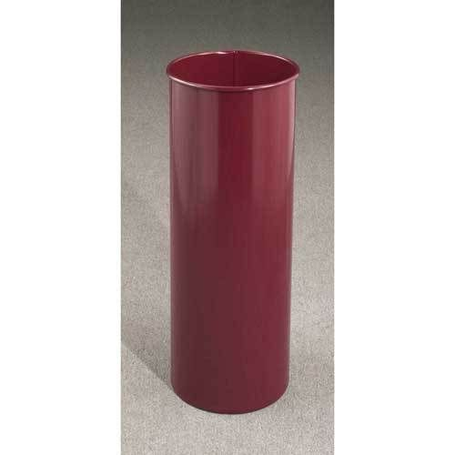 7 gallon 9 x 23 wastebasket or umbrella holder 922 designer colors outdoor u0026 indoor trash cans recycle bins u0026 ashtrays for commercial office or home