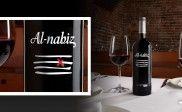 Wine label restyling. Al-nabiz (D.O. Ribera del Duero)  | #packaging #labeling #label #drinks #wine
