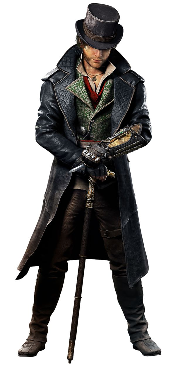 "I got Jacob Frye from ""Assassin's Creed: Syndicate""! Which ""Assassin's Creed"" Character Are You?"