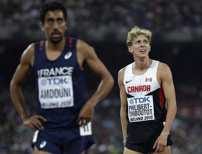 Canada's Philibert-Thiboutot to run storied Wanamaker Mile at Millrose Games