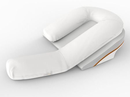 Better than a standard wedge pillow or bed wedge, the MedCline GERD & acid reflux pillow system is a clinically proven, at-home remedy for nighttime reflux relief.