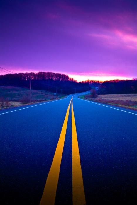 Blue Highway, Moon Valley,Wisconsin