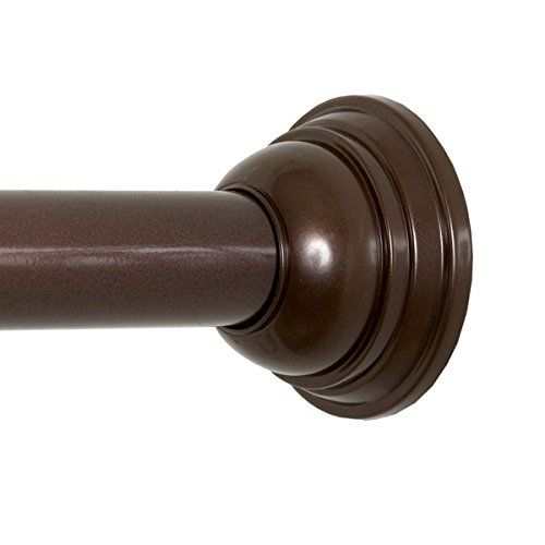 1000+ ideas about Bronze Curtain Rods on Pinterest