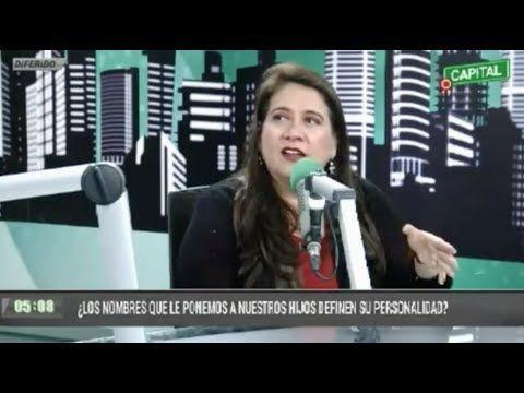 LOS NOMBRES Y LA PERSONALIDAD – Rosa Maria Cifuentes y Laura Borlini – CAPITAL T…