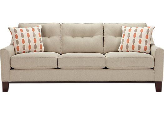Shop for a Cindy Crawford Home Hadly Sofa at Rooms To Go. Find Sofas that will look great in your home and complement the rest of your furniture.