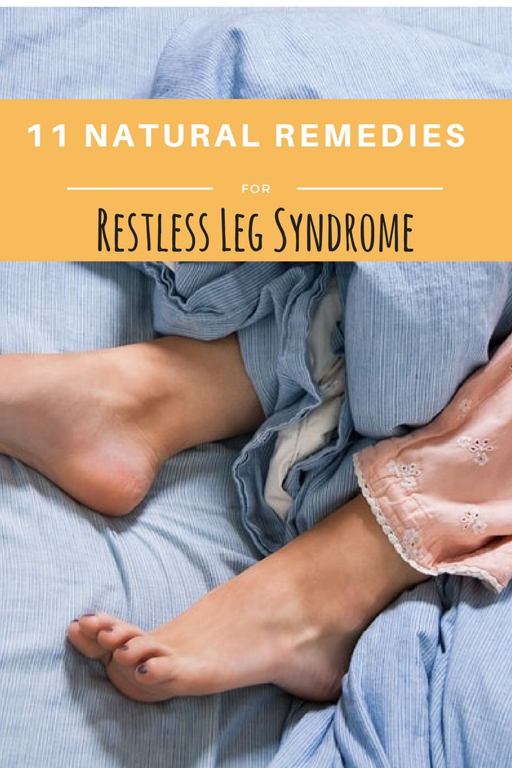 11 Highly Effective Natural Remedies For Restless Leg Syndrome