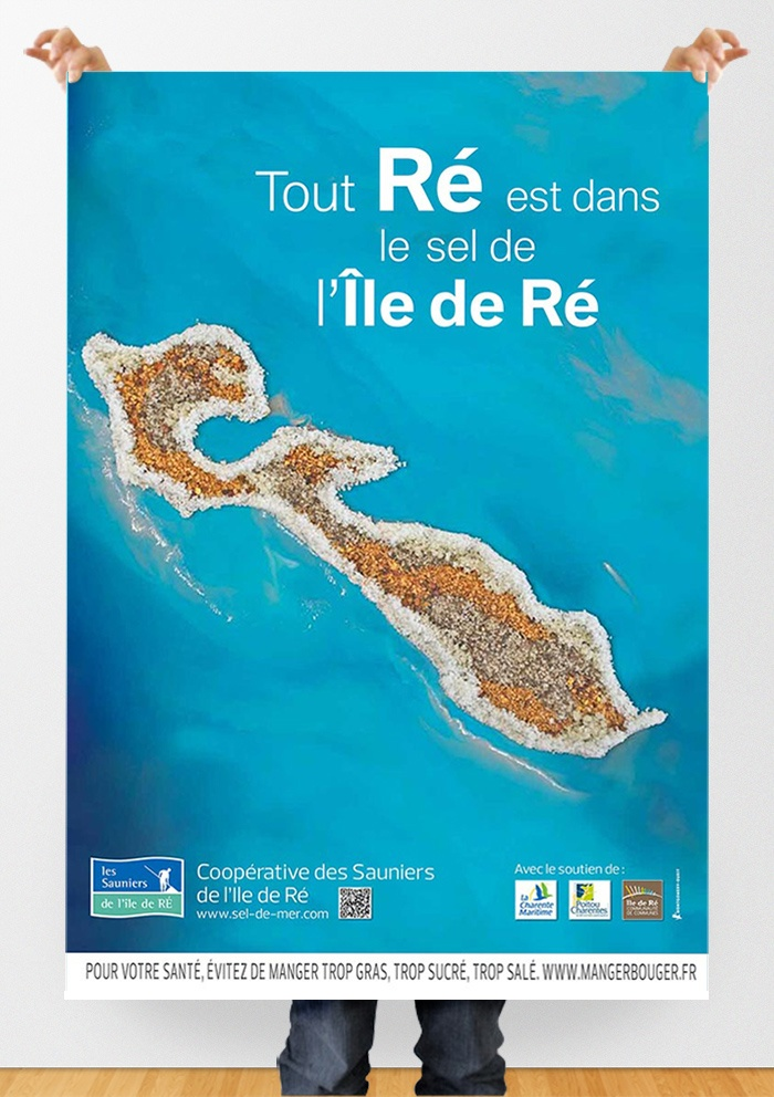 Les Sauniers de l'Île de Ré