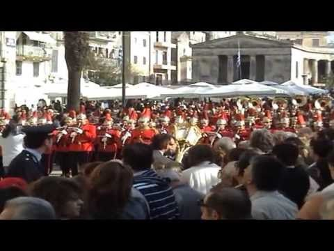ΠΑΣΧΑ ΣΤΗΝ ΚΕΡΚΥΡΑ -Easter in Corfu YouTube