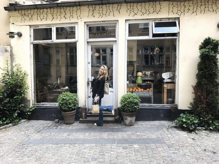 Hälsoguide till Köpenhamn: 3 caféer med hälsosam frukost och lunch.