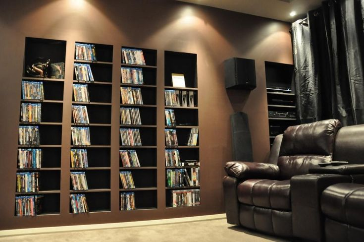 blu-ray bob's Home Theater Gallery - Home Theatre Shots (16 photos)