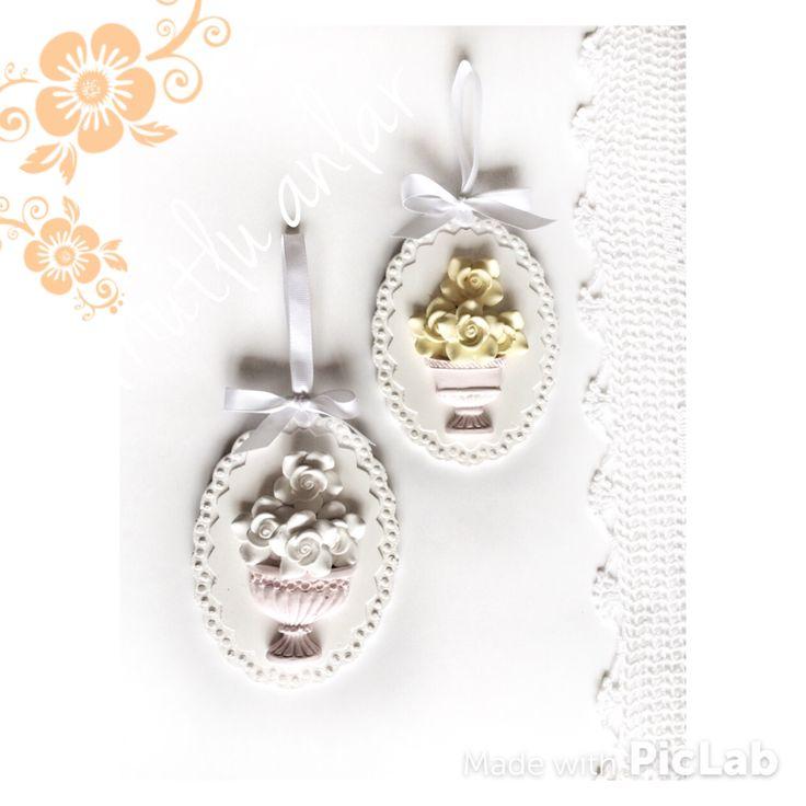 """Kokulu taş,çiçekli pano """"en güzel hediye kalıcı olandır"""" mutlu_anlar_hobi"""