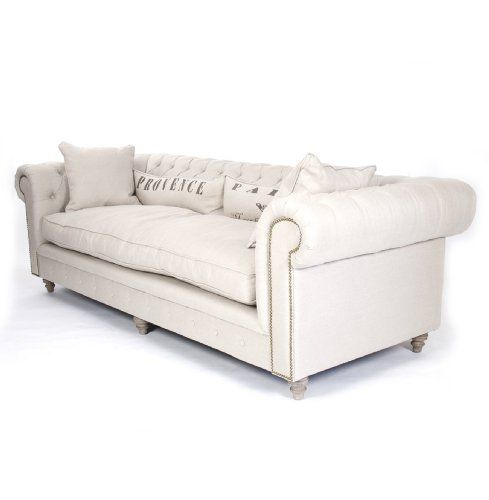 Amazing This Classic French Chesterfield Sofa Would Be Perfect In Either Location    Or Any Space Inspired By The Timeless Grace And Easy. Design Inspirations