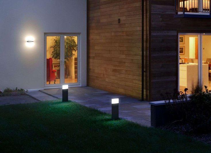 Die besten 25+ Dunkelgraue häuser Ideen auf Pinterest - waschbecken design flugelform