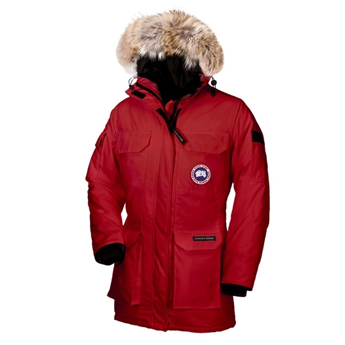 Canada Goose Women's Expedtion Parka @ Sun and Ski Sports - FREE SHIPPING