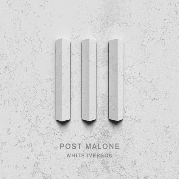 "Post Malone: White Iverson / Too Young (Colored Vinyl) Vinyl 12"" (Record Store Day)"