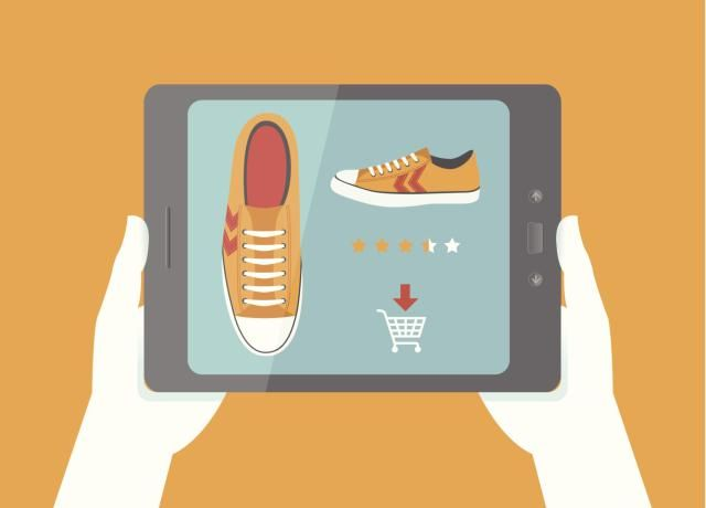 The Top Six Most Popular Shopping Sites Online