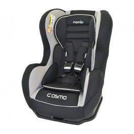 Le Cosmo SP IsoFix de Nania est un siège auto groupe 1convenant aux enfants de 9 mois jusqu'à 4 ansenviron (18 kg).Confortable, le Cosmo SP estéquipé d'un réducteur de profondeur et d'unharnais 5 points à réglage centralisé sur 3 positions. Même les plus petits sont bien câlés et protégés ! Et en cas d'ouvertureaccidentelle de la boucle du harnais, une sonnerie retentit.La coque est équipée d'un système de protection latérale Side Impact absorbantles chocs en cas de collision. Le Cosmo SP se…