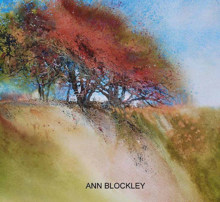 Hawthorns by Ann Blockley