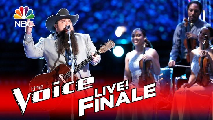 "The Voice 2016 Sundance Head - Finale: ""At Last"""