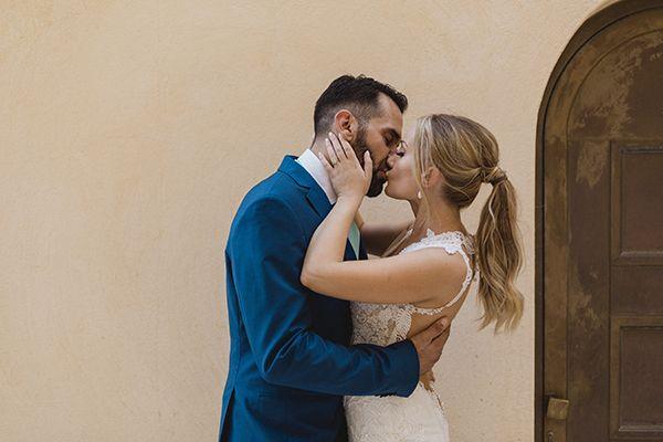 Elegant aqua and gold wedding|Maria & Yiannis - Love4Weddings