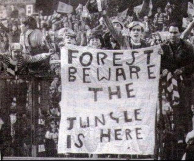 Nottingham Forest 1983.