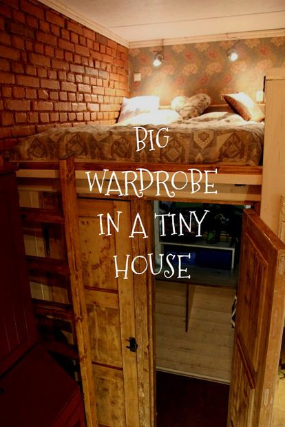 25 Best Ideas About Tiny House Closet On Pinterest