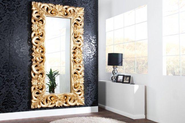 """Der riesige opulente Spiegel """"Venice"""" ist ein mysthischer Gegenstand, der im Raum Dimensionen und Fenster öffnen kann, wo keine sind."""