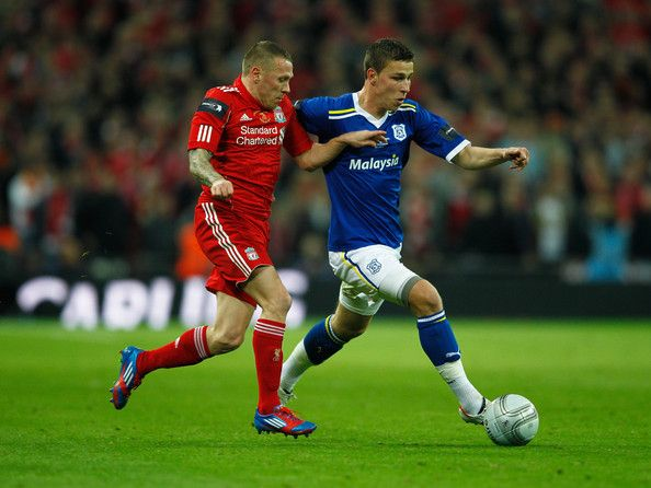 Craig Bellamy Photos Photos Liverpool V Cardiff City Carling Cup Final Cup Final Cardiff City Liverpool