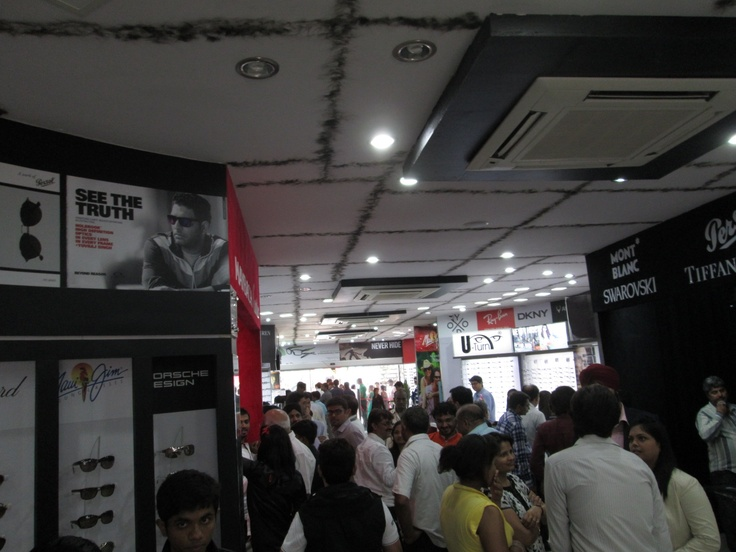 Biggest Optical Mall in India - U-Turn Surat Set World Records in India