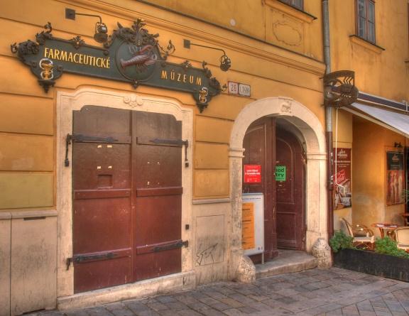 Farmaceuticke Muzeum, Bratislava