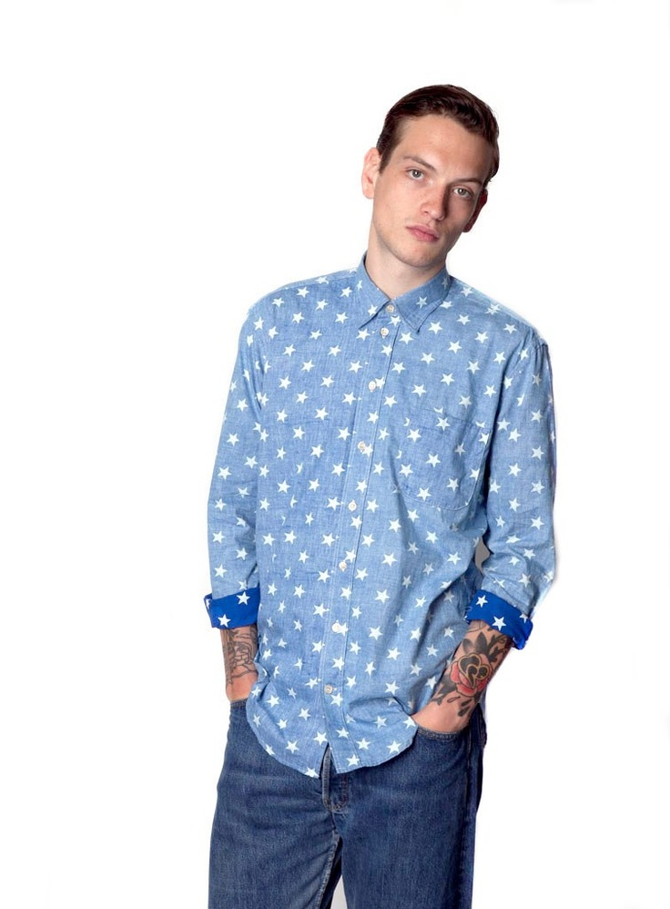 Other Our Legacy star printed shirt.