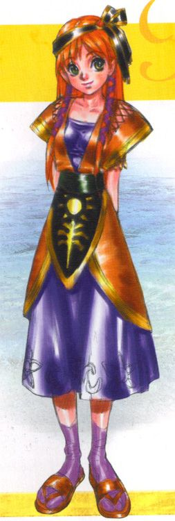Chrono Cross - Leena