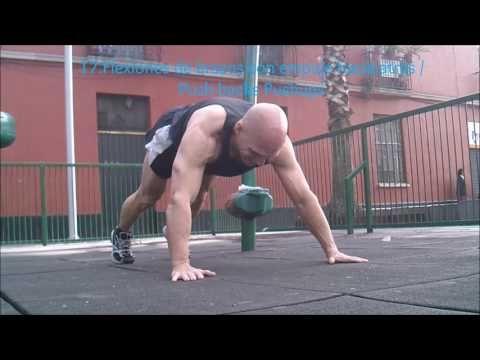 Pushups Training / Entrenamiento de Flexiones de Brazos
