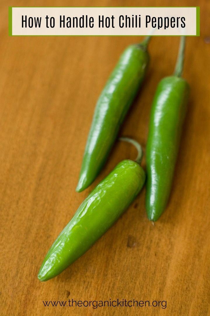 How To Handle A Hot Chili Pepper Stuffed Peppers Easy Mango Salsa Hot Chili