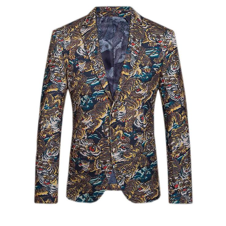 Like and Share if you want this  Fancy Suits For Men Mens Floral Blazer Slim Fit Blazer Masculino Casual Suit Jacket Pattern Printed Elegant Prom Party Q95     Tag a friend who would love this!     FREE Shipping Worldwide     Get it here ---> https://ihappyshop.com/fancy-suits-for-men-mens-floral-blazer-slim-fit-blazer-masculino-casual-suit-jacket-pattern-printed-elegant-prom-party-q95/