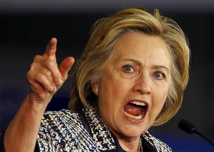 VIDEO: Hillary Finally Loses It – Goes On MASSIVE, Expletive-Filled Rant About Trump!