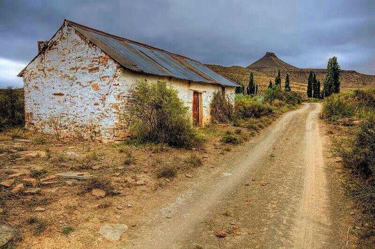 On a farm in the #karoo, #south #africa, my country.