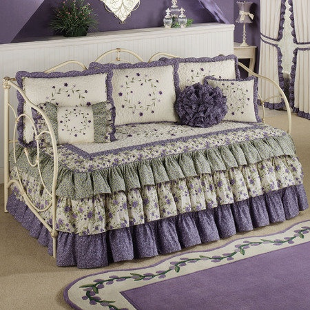 Serenade Daybed Bedding. 4.5 Star; 2 Reviews | Write a Review    touchofclass.com