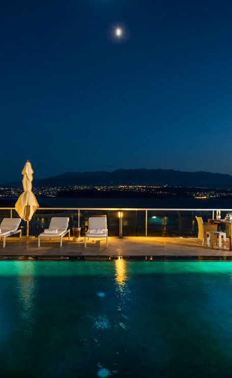 Athena Villas in Tersanas, Chania, Crete