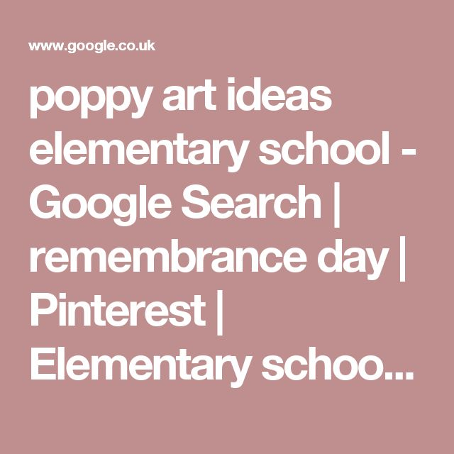 poppy art ideas elementary school - Google Search | remembrance day | Pinterest | Elementary schools, School and Art lessons