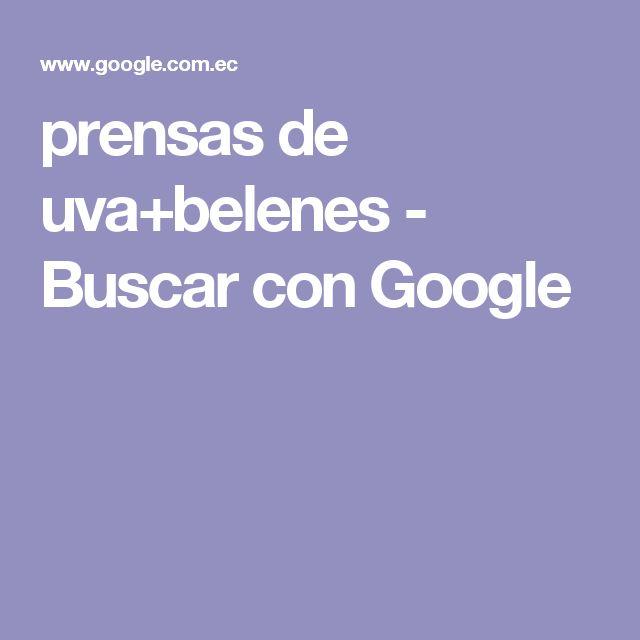 prensas de uva+belenes - Buscar con Google