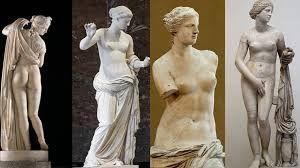 Resultado de imagem para figuras mitologicas nuas