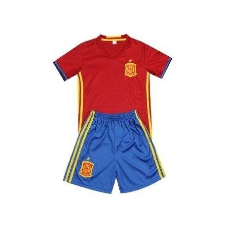 Camisetas del Espana para Niños Home 2016