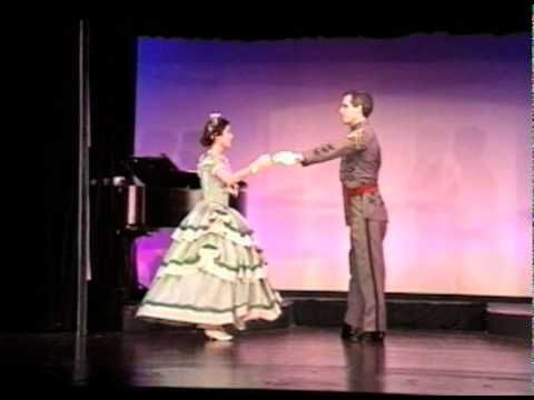 How to Dance Through Time: The Romance of Mid 19th Century Couples Dances