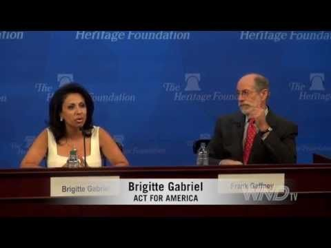 Brigitte Gabriel Educates Moderate Muslim - One of the best, please watch if you've not already!!