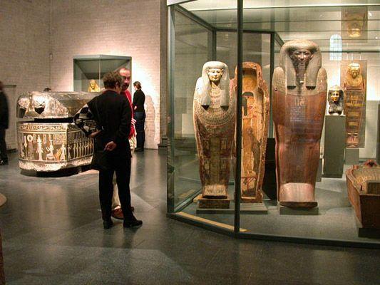 Egyptian Museum Berlin, Germany
