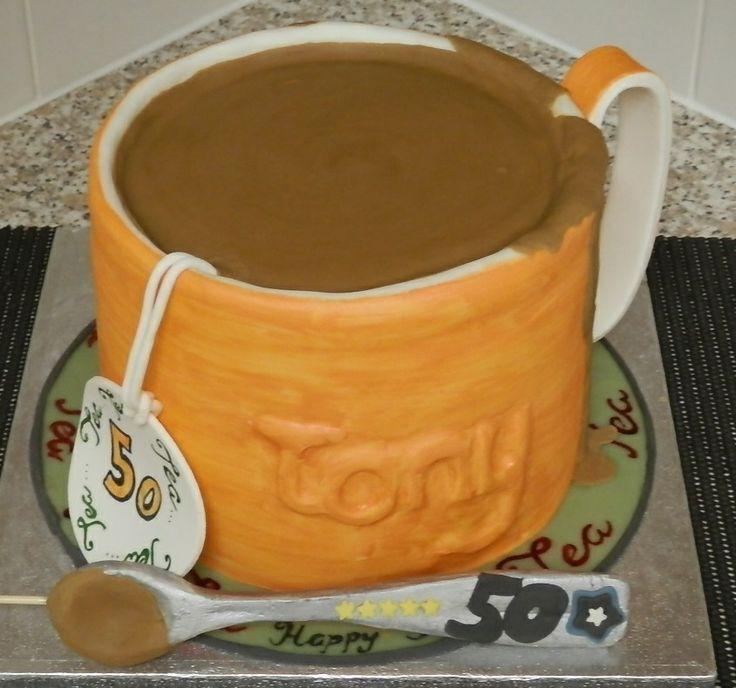 Tea Mug Cake
